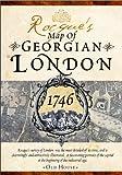 Rocque's Map of Georgian London 1746, John Rocque, 1908402547
