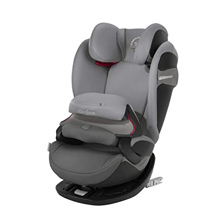 Amazon.com: Cybex 518000929 Pallas S-Fix Manhattan gris Gr ...