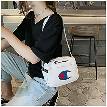 Champion Bag Unisex Fashion One Shoulder Crossbody Bag//backpack