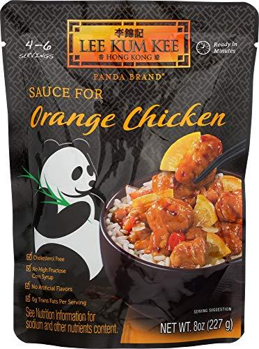 Lee Kum Kee (NOT A CASE) Panda Brand Mandarin Orange Chicken Sauce
