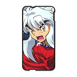 Inuyasha unique red cloth boy Cell Phone Case for HTC One M7