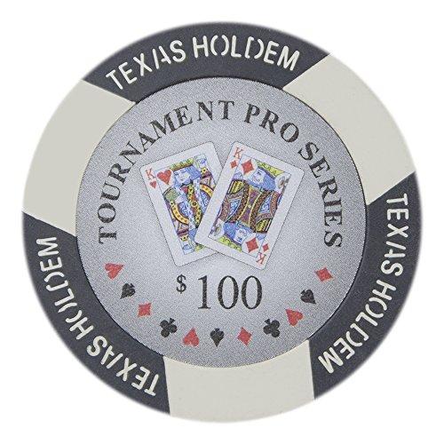 100 Chip Tournament Poker - 1