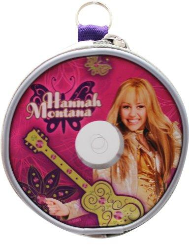 Grey Hannah Montana Small Round Coin Bag Purses