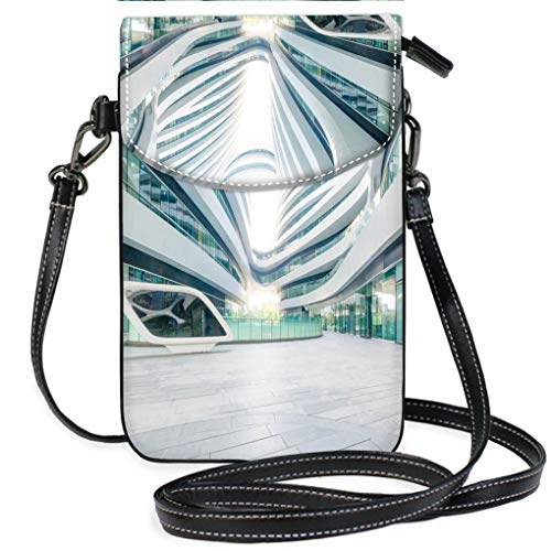 Multicolor Shoulder Messenger Bag Phone Purse The Galaxy SOHO in Central Beijing Lightweight, Water Resistant Travel Purse for ()