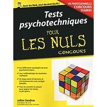 Tests psychotechniques pour les Nuls: Concours