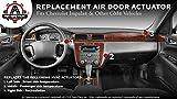 HVAC Air Door Actuator - Compatible with