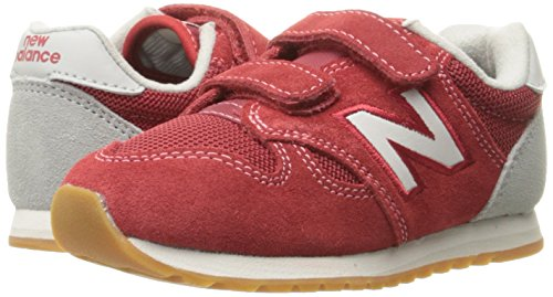 New Balance KA520-NWY-M Sneaker Kinder rot / grau