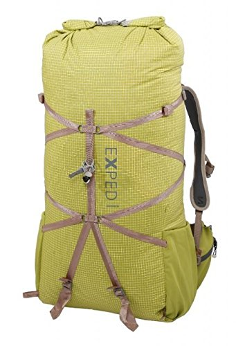 Exped Men's Lightning 60 Backpack Lichen Green – One Size