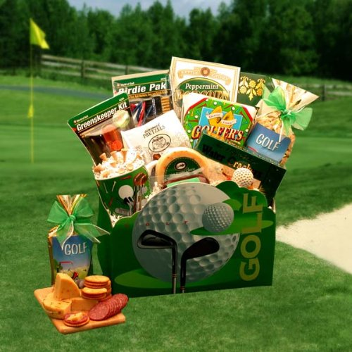 Fore! Gourmet Golfing Gift for the Golf Lover -Great Golfing Gift for Tournaments (Gourmet Golfing Gift)