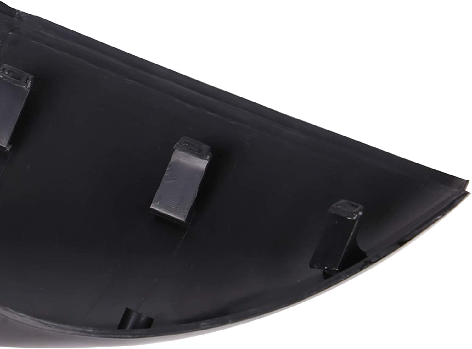 YORKING Gloss Black Wing Mirror Cover Cap Painted Wing Mirror Covers Wing Mirror Cap Car Rearview Mirror Cover Caps Made