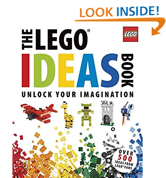 Lego Instruction Book Amazon
