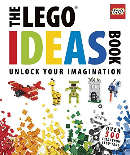 - The Lego Ideas Book: Unlock Your Imagination