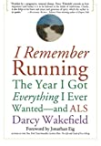 I Remember Running, Darcy Wakefield, 1569242798
