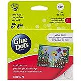 Glue Dots 8961 Adhesives Craft Sheets Value Pack