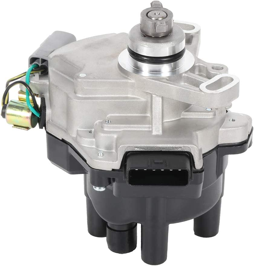 Aintier Ignition Distributor Replacement for OE DST58460 8458460 NS30 Fits for Nissan Altima 1998-2001