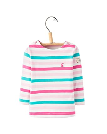 69ce49c07 Joules Baby Top Neopolitan Stripe BabyHarbourG 18-24 Months: Amazon.co.uk:  Clothing