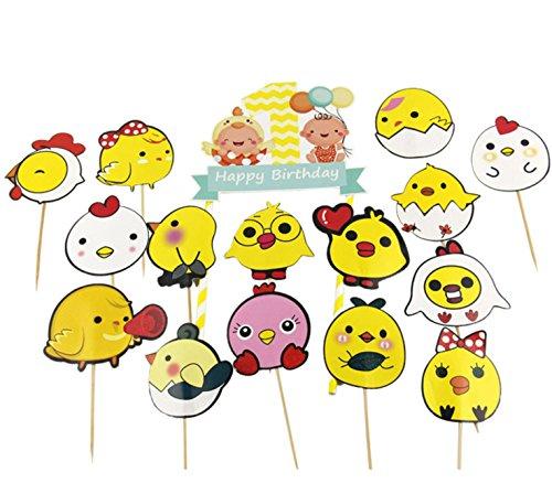 baby shower chicks - 4