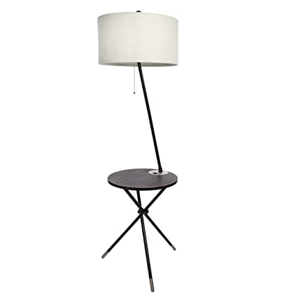 Amazon Better Homes Gardens 49 Floor Lamp With Table USB