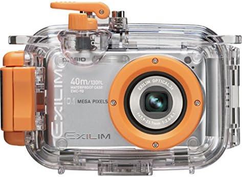 Casio EWC-90 Carcasa acuática para cámaras (40 m, Policarbonato ...