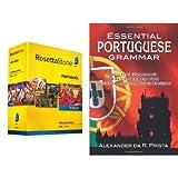 Rosetta Stone Portuguese Grammar Bundle