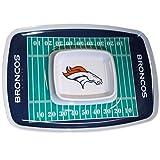 Motorhead Products Denver Broncos Chip N Dip Tray