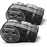 Airmall Compatible Label Tape Replacement for