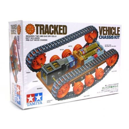 Tracked Vehicle Chassis Kit ()