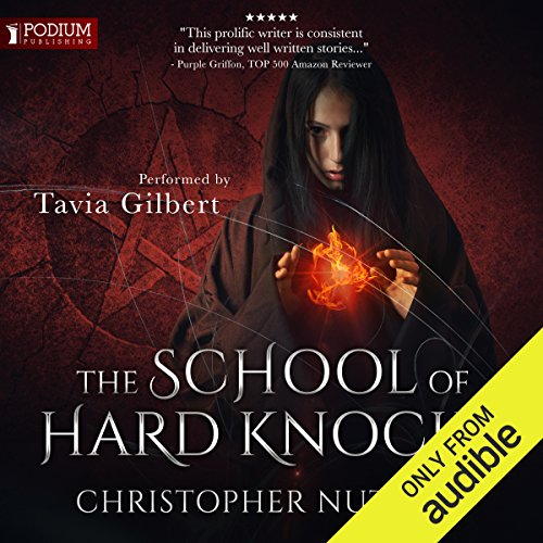 The School of Hard Knocks: Schooled in Magic, Book 5