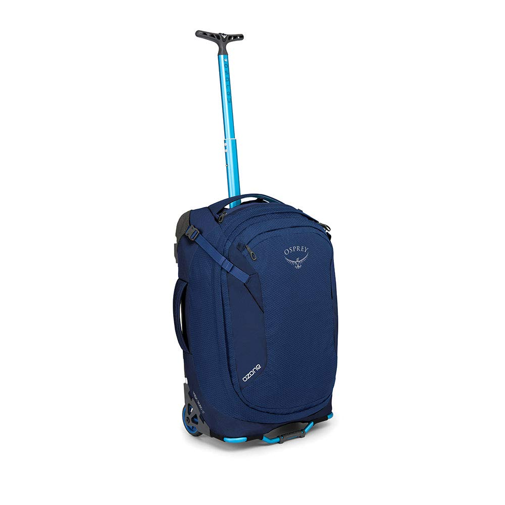 The Osprey Ozone Wheeled Carry-on travel product recommended by Lesley Christensen on Lifney.