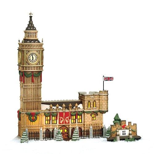 lage Big Ben Historical Landmark Series (Historical Landmark Series)