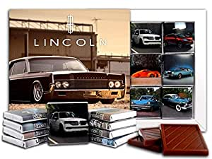 Amazon Com Da Chocolate Candy Souvenir Lincoln Chocolate Gift Set
