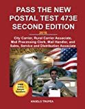 img - for Pass the New Postal Test 473E Second Edition book / textbook / text book