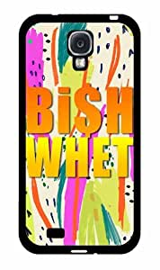 Bish Whet TPU RUBBER SILICONE Phone Case Back Cover Samsung Galaxy S4 I9500
