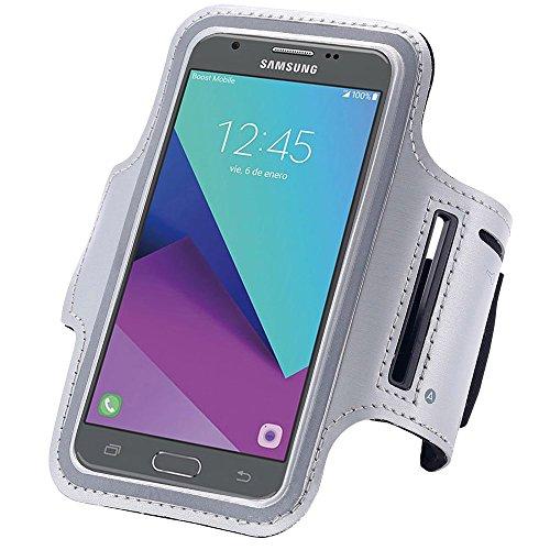 Sports Armband For Samsung Galaxy J3 2016 (Black) - 2