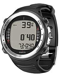 Suunto D4I Wrist Watch without USB, Black