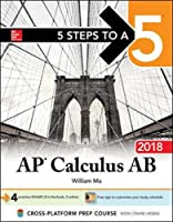 5 Steps to a 5: AP Calculus AB 2018