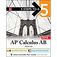 Amazon best sellers best calculus 5 steps to a 5 ap calculus ab 2018 fandeluxe Choice Image