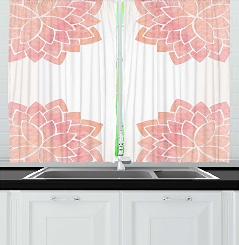 floral-kitchen-curtains-by-ambesonne-watercolor-petals-lotus-flower-meditation-yoga-spiritual-flora-