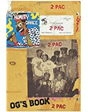 OG's Book: RAP lyrics journal inspired by 2Pacalypse