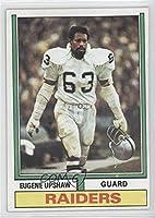 Gene Upshaw; Eugene Upshaw Gene Upshaw (Football Card) 1974 Topps - [Base] #65