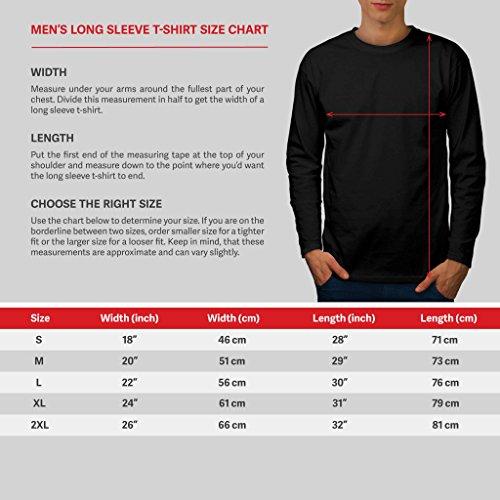 Marley Bob Weed Rasta Men S-2XL Long Sleeve T-shirt | Wellcoda