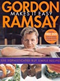 Gordon Ramsay Makes It Easy Bk   Dvd