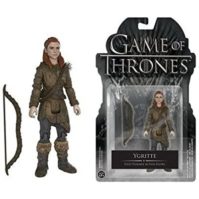 Funko Game of Thrones Ygritte Action Figure: Funko Action Figure:: Toys & Games [5Bkhe2007259]