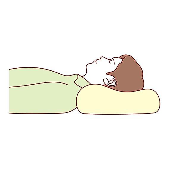 almohada cervical original extra gruesa extra larga tempur