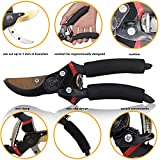 EONLION Pruning Shears, 8 Inch Professional