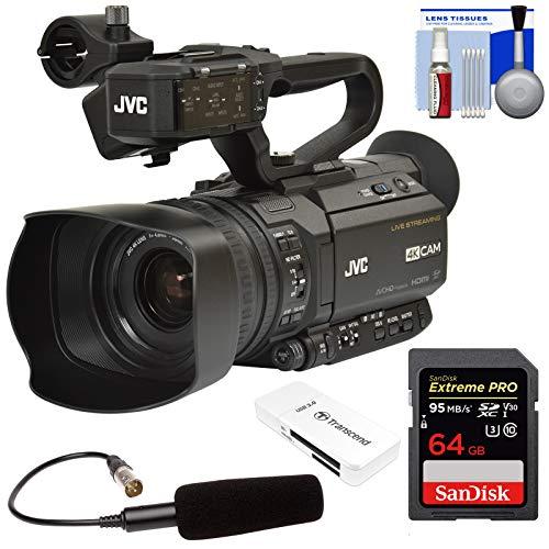 JVC GY-HM250U Black
