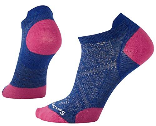 Smartwool Women's PhD Run Ultra Light Micro Socks (Dark Blue) Large