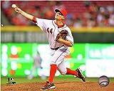 "Mike Leake Cincinnati Reds 2014 MLB Action Photo (Size: 8"" x 10"")"