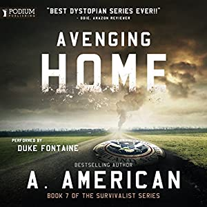 Avenging Home Audiobook