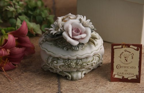 Capodimonte Porcelain - 1